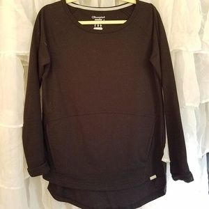 Champion knit long sleeve top